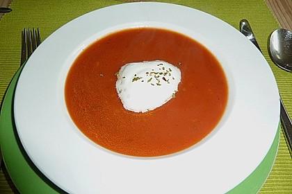 Schnelle Tomatensuppe 15