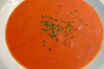 Schnelle Tomatensuppe 10