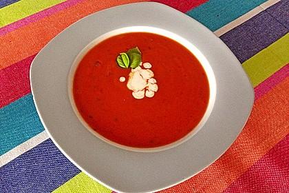 Schnelle Tomatensuppe 3
