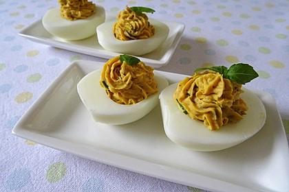 Gefüllte Eier 18