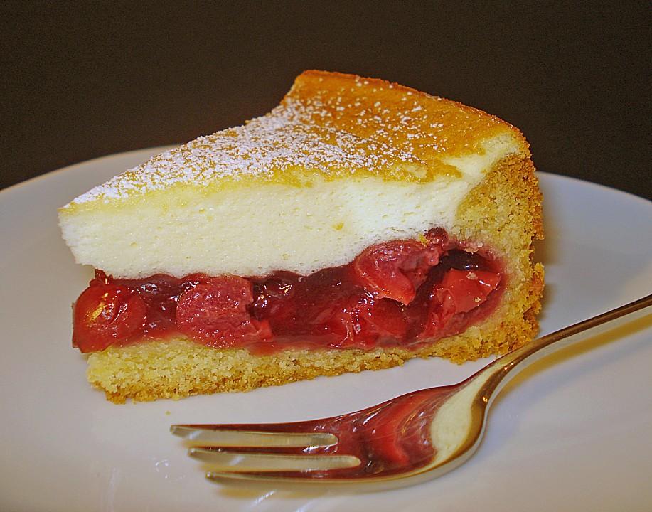 Chefkoch.de Rezept: Der beste aller Kirschkuchen