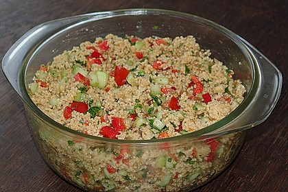 Couscous Salat à la Foe 11