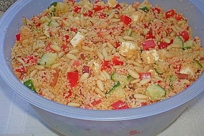 Couscous Salat à la Foe 34
