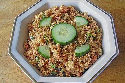 Couscous Salat à la Foe 28