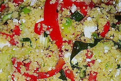 Couscous Salat à la Foe 44