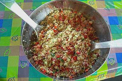 Couscous Salat à la Foe 20