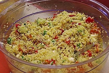 Couscous Salat à la Foe 12