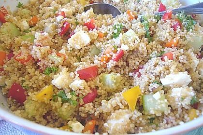 Couscous Salat à la Foe 7