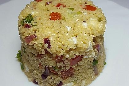 Couscous Salat à la Foe 5