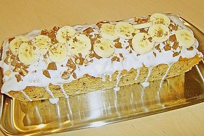 Bananen - Nuss - Kastenkuchen 1