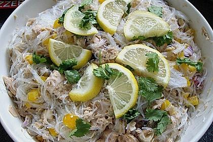 Thailändischer Glasnudelsalat mit Thunfisch 1