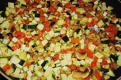 Vegetarische Reispfanne 35