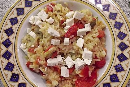 Vegetarische Reispfanne 33