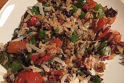 Vegetarische Reispfanne 18