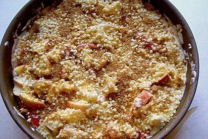 Apple Caramel Cheesecake 15