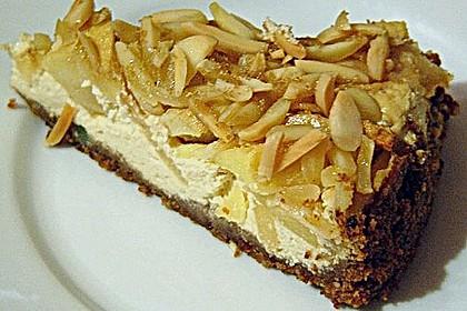 Apple Caramel Cheesecake 17