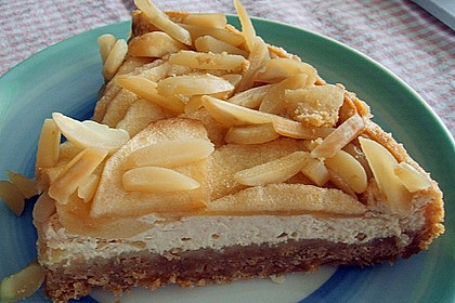 Apple Caramel Cheesecake 13