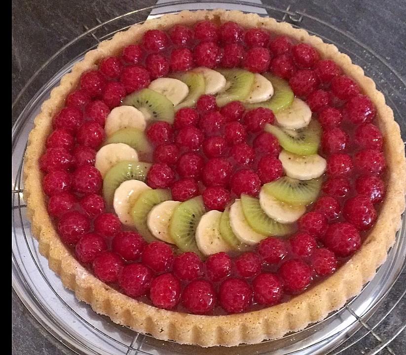 Obstkuchen Boden Von Elaback Chefkoch