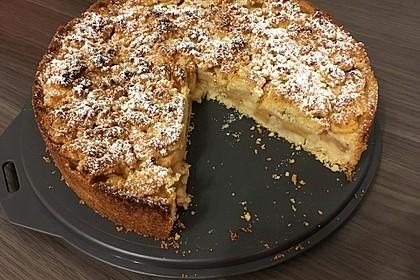 Apfel - Streuselkuchen mit Vanille - Schmand 1