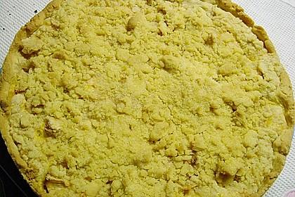 Apfel - Streuselkuchen mit Vanille - Schmand 18
