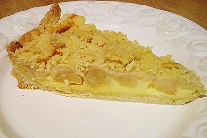 Apfel - Streuselkuchen mit Vanille - Schmand 8