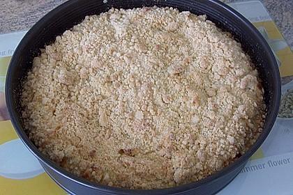 Apfel - Streuselkuchen mit Vanille - Schmand 16