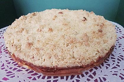 Apfel - Streuselkuchen mit Vanille - Schmand 17