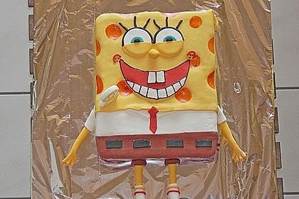 Spongebob - Torte (Bild)