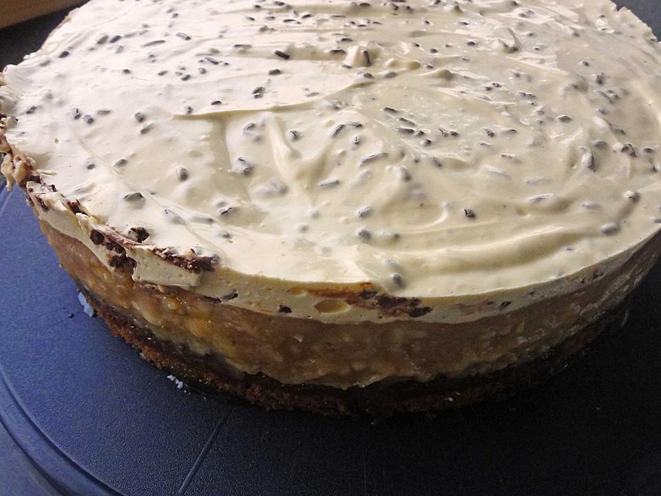 Bananen Split Torte Von Cats4alex Chefkoch De