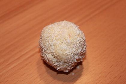 Süße Schneebällchen 1