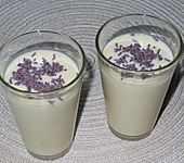 Banane - Vanilleeis - Shake (Bild)