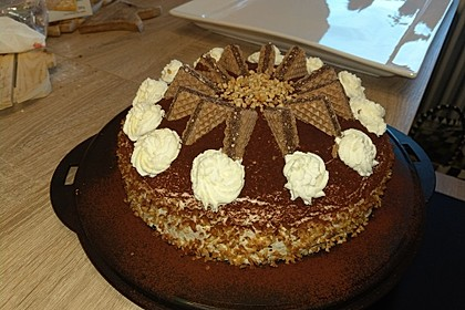 Hanuta - Torte 2
