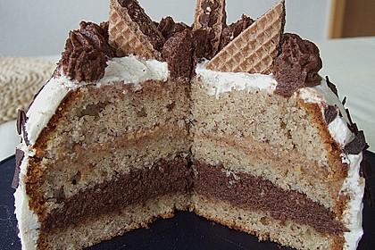 Hanuta - Torte 6
