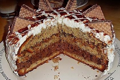 Hanuta - Torte 8