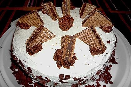 Hanuta - Torte 22