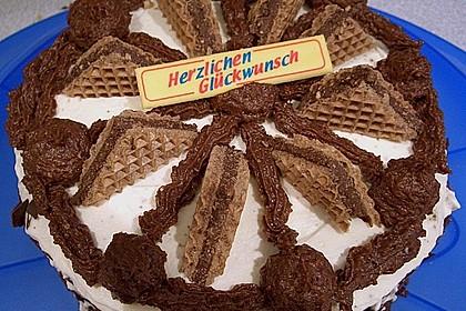 Hanuta - Torte 15