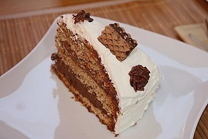 Hanuta - Torte 7