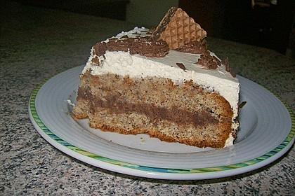 Hanuta - Torte 33