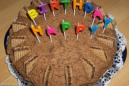 Hanuta - Torte 28