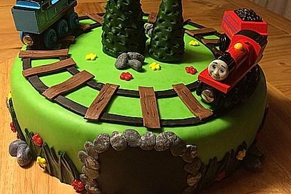 Hanuta - Torte 1
