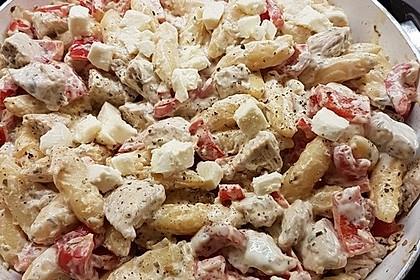 Schupfnudelpfanne mit Gemüse und Mozzarella 29