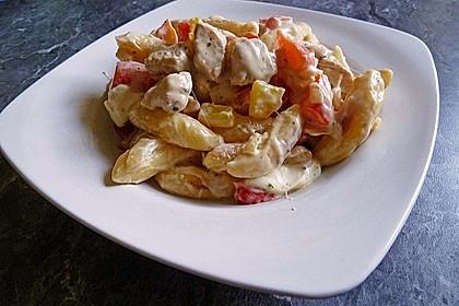 Schupfnudelpfanne mit Gemüse und Mozzarella 33