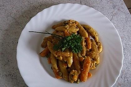 Schupfnudelpfanne mit Gemüse und Mozzarella 14