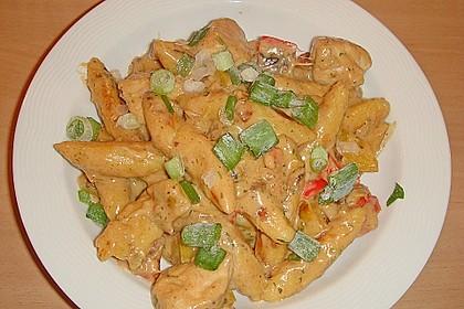 Schupfnudelpfanne mit Gemüse und Mozzarella 54