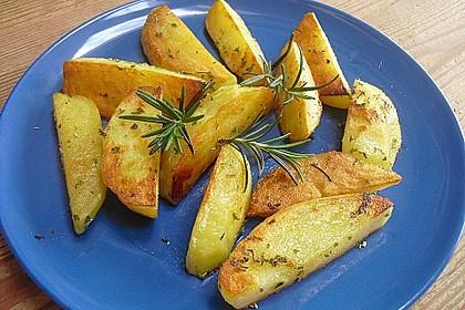 Kräuter - Röstkartoffeln 3