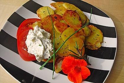Kräuter - Röstkartoffeln
