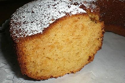 Amarettokuchen - sehr fein 12