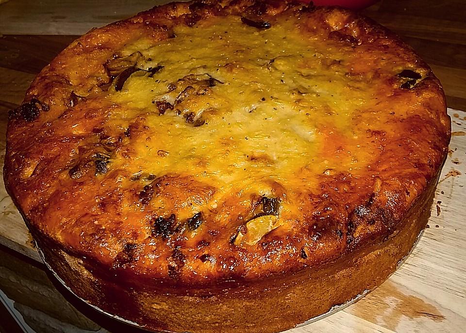 Hack Gemuse Kuchen Von Lobloch4 Chefkoch De