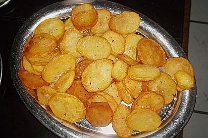Portugiesische Kartoffelchips 1