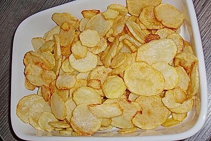 Portugiesische Kartoffelchips 2